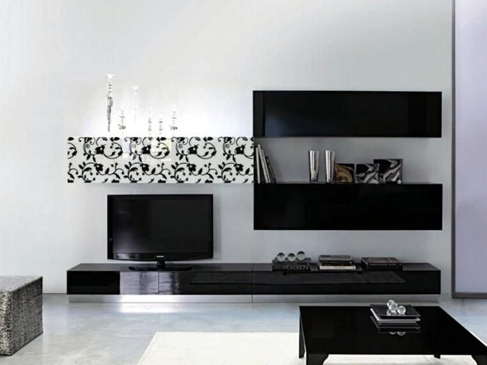 Il soggiorno perfetto elegante e funzionale arredo - Pareti attrezzate moderne ikea ...