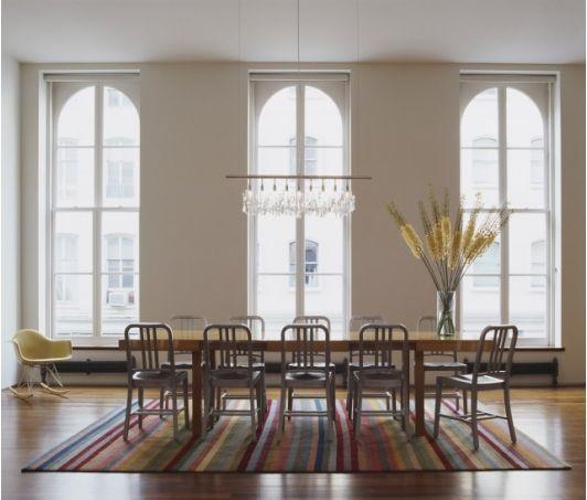 Scegliere lo stile della sala da pranzo arredo for Camera da pranzo contemporanea