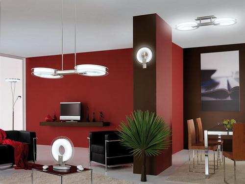 come scegliere il colore delle pareti per un arredamento moderno e di ...