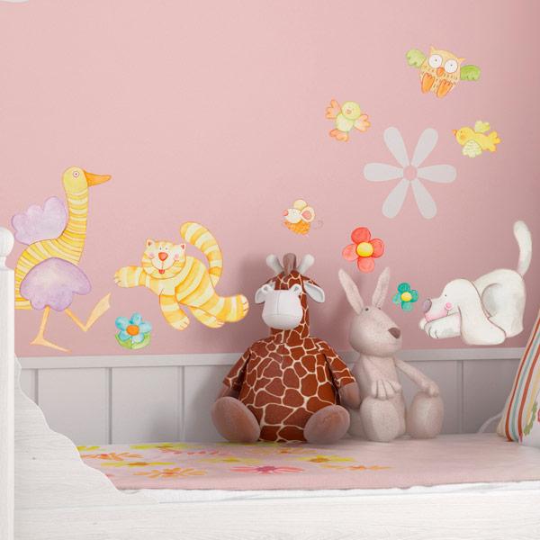 Sticker decorativi da parete - Stickers cameretta bambino ...