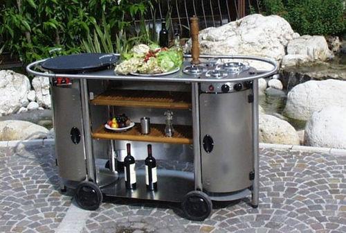 Cucine da esterno belle e possibili arredo - Cucine per esterno ...